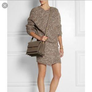 Nwt Stella McCartney chunky wool sweater dress